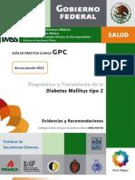 GPC IMSS DM2