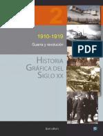 27826795 Historia Grafica Del Siglo Xx Volumen 2 1910 1919 Guerra y Revolucion