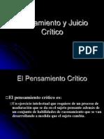 Juicio Critico