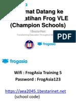 Ppp Dari Ytl Untuk School Champion_SMK_Bainun