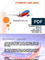 South West Airlines Case Study - HBR
