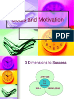 Goals and Motivation