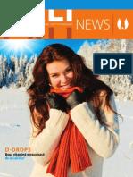 Cali News - iarna 2012