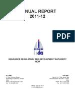 Annual Report 2011-2012_irda