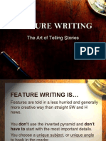FEATURE WRITING (1).ppt