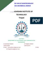 Nano Technology Pitt