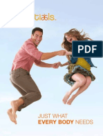 Arbonne Essentials Brochure