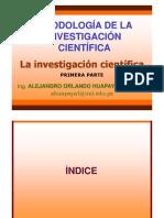 04. La Investigacion Cientifica Parte I