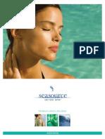 SeaSource Detox Spa Brochure