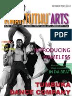Kwantunthu Arts Magazine October 2012