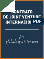 CONTRATO DE JOINT VENTURE INTERNACIONAL