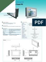 10 2 Slim Panel PC