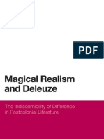 Eva Aldea - Magical Realism and Deleuze