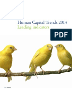 Us Cons Human capital trends 2013
