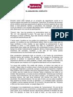 El Analisis Del Conflicto_J P Lederach