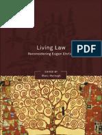 Living Law - Reconsidering Eugen Ehrlich