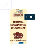 Receitas Chocolate