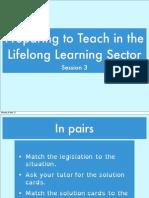 presentation 3  ptlls  qrx0598