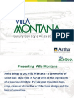 Villa MontanaPPT