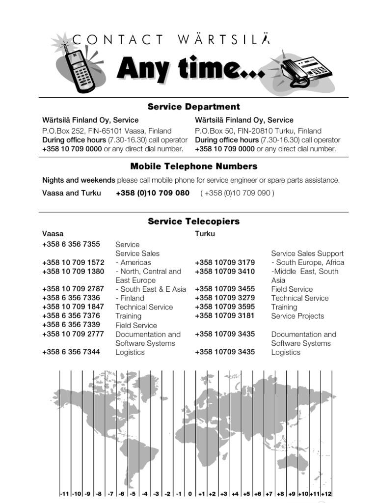 W32 engine-manual pdf