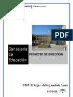 p. de Direccion