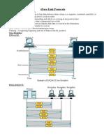 Data Link Protocols