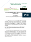 An Analysis of Product Development Activities of an Indian Venture