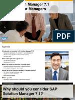 SAP Managers Essentials 7.1