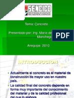 Presentacion Concreto