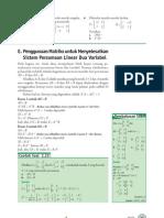matematika matrik