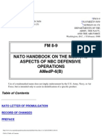 NATO Medical Aspects of NBC Defense 1996
