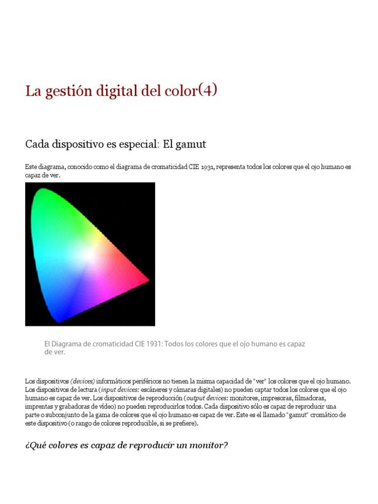 04Cada Dispositivo Es Especial_ El Gamut