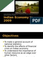 Indian Economy in 2009
