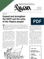 Ang Bayan April 21, 2013