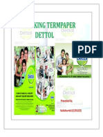 History of Dettol