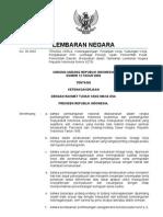 UU 13 2003 Ketenagakerjaan