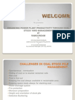 Paper 4 Coal Stockyard Management