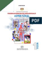 modul PKE ASPEK FIZIKAL
