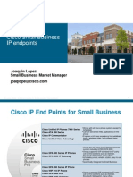 SPA_Cisco SB IP End Point Presentation .pdf
