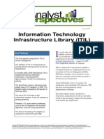 Information Technology Infrastructure Library Itil3831