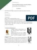 Marchini Carlo - Il Problema Degli Universali Da Platone a Oggi