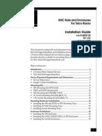 EMC Rails and Enclosures Installation Guide for Telco Racks