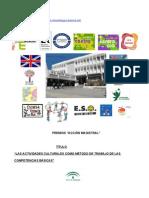 ACTIVIDADES CULTURALES COMO MÉTODO DE APRENDIZAJE DE LAS COMPETENCIAS BASICAS