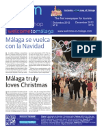 N06 Diciembre 2012 W2Málaga - Welcome to Málaga