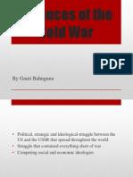 IB History Cold War