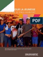 Fonds pour la jeunesse urbaine d'ONU-HABITAT