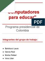 Computadores Para Educar en Colombia