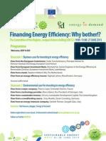 EEIP & EiD 'Financing Energy Efficiency