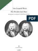 D-SLWeiss Dresden Lute Duos II