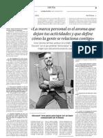 El Pueblode Ceuta. 6 Mayo 2013. Entrevista Victor Sanchez